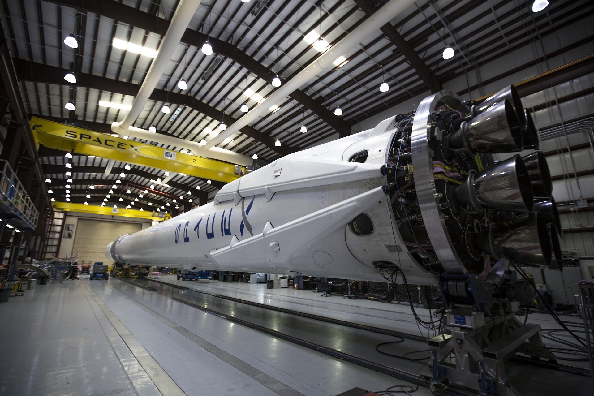 Przemysł kosmiczny - innowacje